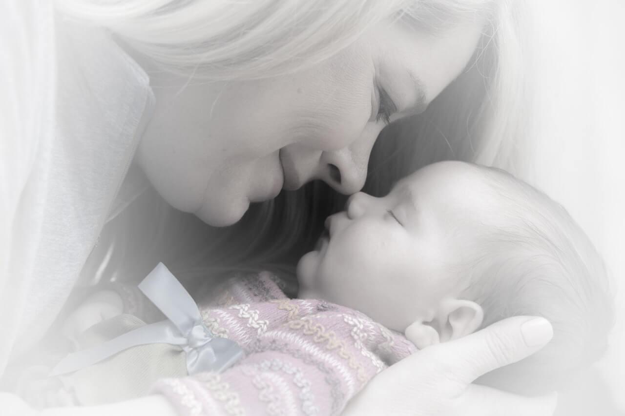 Matka a dieťa - šestonedelie