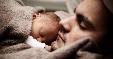 Spoločné spanie s báätkom