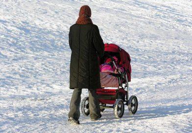 Výber kočíka na zimu