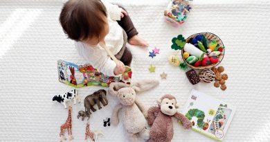 Výber hračiek pre deti