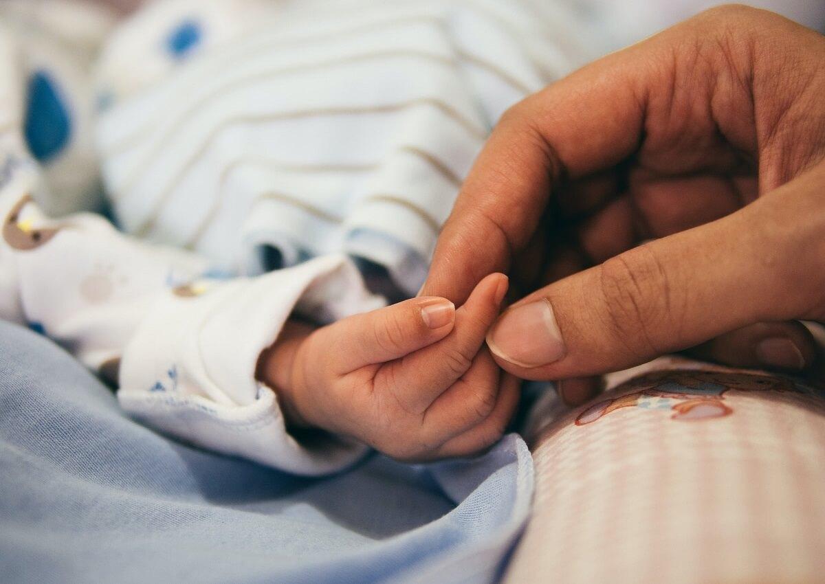 Oblečenie pre novorodenca